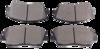 Pastilha de Freio ORIGINALLPARTS - HYUNDAI IX35 / Tucson - KIA Sportage EX - Dianteira - OSDA1309
