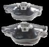 Pastilha de Freio ORIGINALLPARTS - FORD Ecosport / Focus / VOLVO C30 / C70 / S40 / V50 - Dianteira - OSDA1030