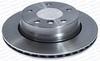 Disco de Freio Hipper Freios (HF) - Eixo Traseiro - BMW 316i / 318 / 318i / 320 / 323 / 323i / 328 - HF913 (Ventilado e Sem Cubo)
