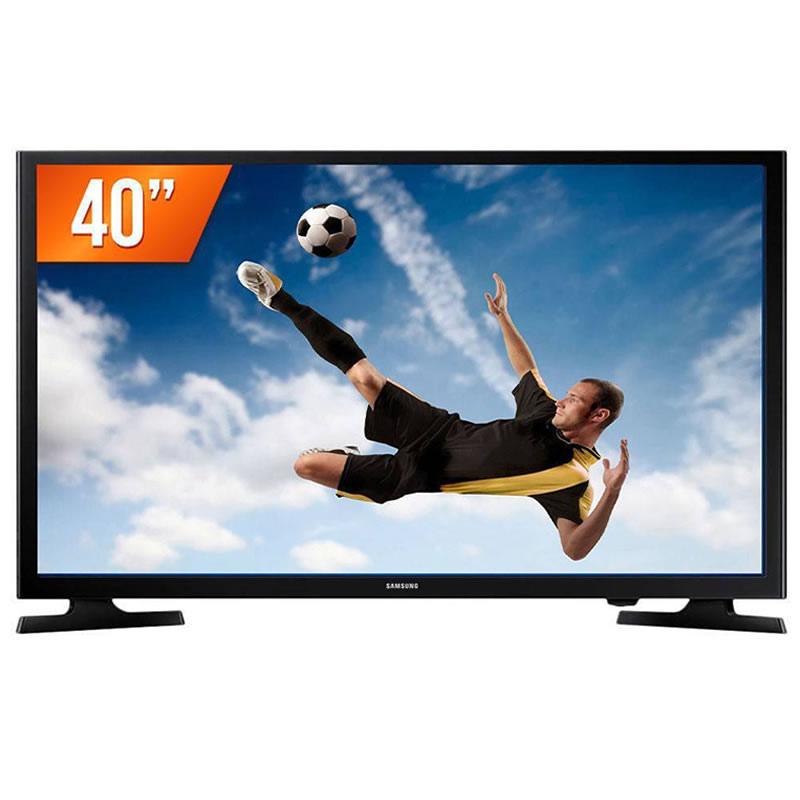 Televisor Smart Business Samsung Tela 40 LED Full HD Digital Wi-Fi 2 HDMI 1 USB - LH40RBHBBBGZD