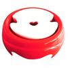 Bebedouro para Cachorro de Pelo Longo 1Litro FuraçãoPet Vermelho - 0614